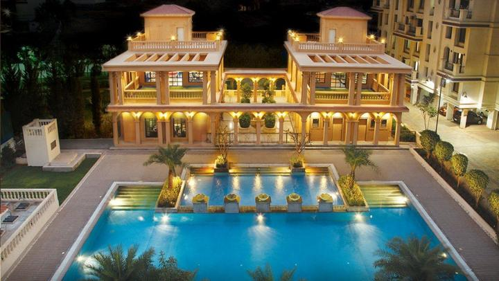 Project Image of 309.0 - 724.0 Sq.ft 1 BHK Apartment for buy in Puraniks Aldea Espanola Phase VI