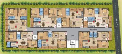 Project Image of 975.0 - 1400.0 Sq.ft 2 BHK Apartment for buy in Manani Sai Residency