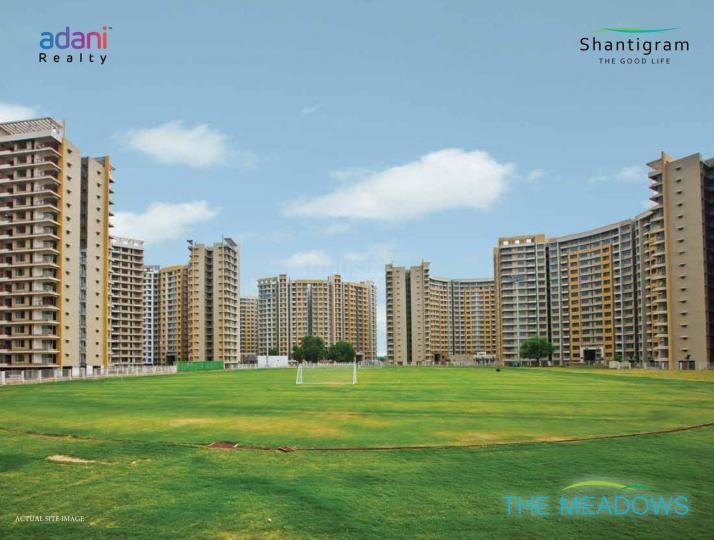 Project Image of 2433.0 - 6440.0 Sq.ft 3 BHK Apartment for buy in Adani Shantigram