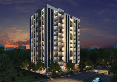 Gallery Cover Image of 2500 Sq.ft 4 BHK Apartment for rent in Goyal Orchid Mayfair, Makarba for 48000