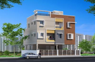 Gallery Cover Image of 950 Sq.ft 2 BHK Apartment for rent in Pappas Amirtha Enclave, Madambakkam for 10000