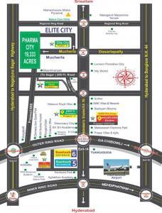 Project Image of 1350 - 4770 Sq.ft Residential Plot Plot for buy in Varistha Nagarjuna Enclave