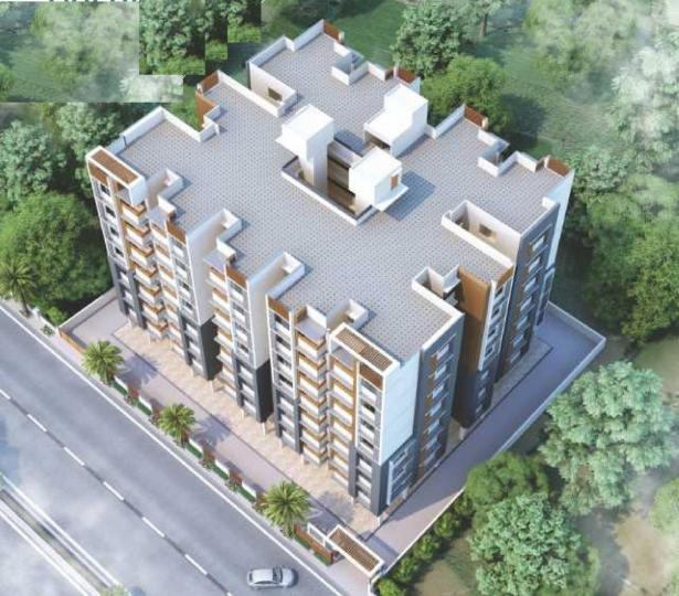 Project Image of 0 - 1080.0 Sq.ft 2 BHK Apartment for buy in Galaxy Anmol Galaxy 77