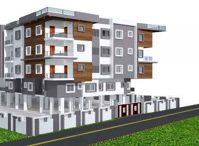 Project Image of 834.0 - 1615.0 Sq.ft 2 BHK Apartment for buy in DS Max DSMAX SPARK NEST