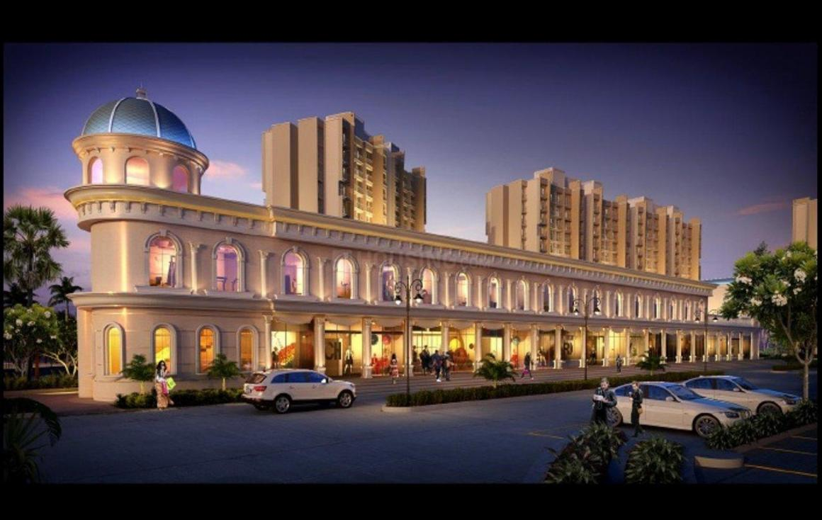 Project Image of 450.0 - 920.0 Sq.ft 1 RK Apartment for buy in Arihant Arshiya