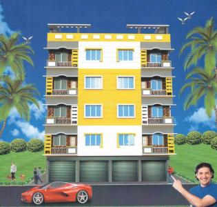 Project Image of 346.0 - 1007.0 Sq.ft 1 BHK Apartment for buy in M A H Jai Ganesh Apartment 4