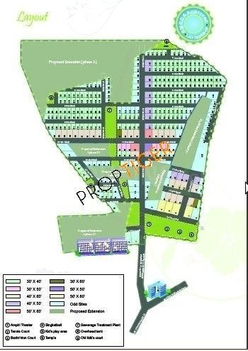 Project Image of 500.0 - 4000.0 Sq.ft Residential Plot Plot for buy in Icon Grand Icon
