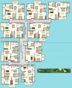 Gallery Cover Image of 1660 Sq.ft 3 BHK Apartment for buy in Trendsquares Ortus, Amrutahalli for 10000000