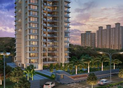 Project Image of 770.0 - 1239.0 Sq.ft 2 BHK Apartment for buy in Kalpataru Woodsville