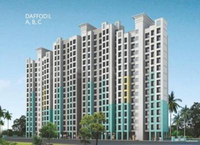 Project Image of 565.0 - 915.0 Sq.ft 1 BHK Apartment for buy in Rameshwar Park Daffodil B