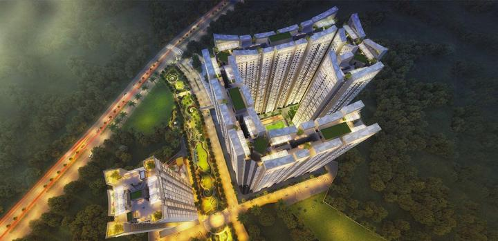 Project Image of 775.0 - 1205.0 Sq.ft Studio Apartment for buy in Arihant Aspire Phase I