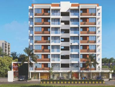 Project Image of 0 - 615.37 Sq.ft 2 BHK Apartment for buy in Nilkanth Parivar