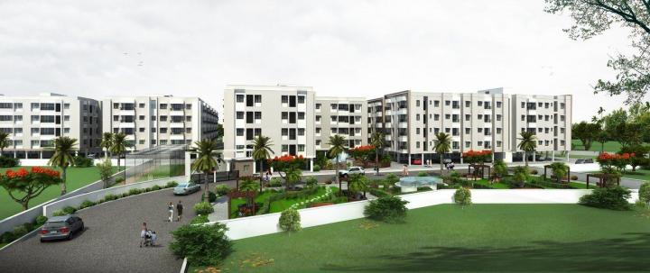Project Image of 557.0 - 1118.0 Sq.ft 2 BHK Apartment for buy in Rajparis Crystal Spring