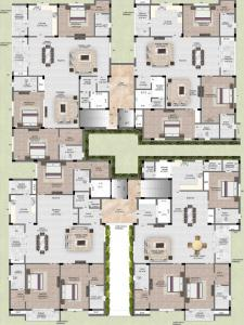 Project Image of 1750.0 - 3600.0 Sq.ft 3 BHK Apartment for buy in Sumanth Sreshta Park Avenue