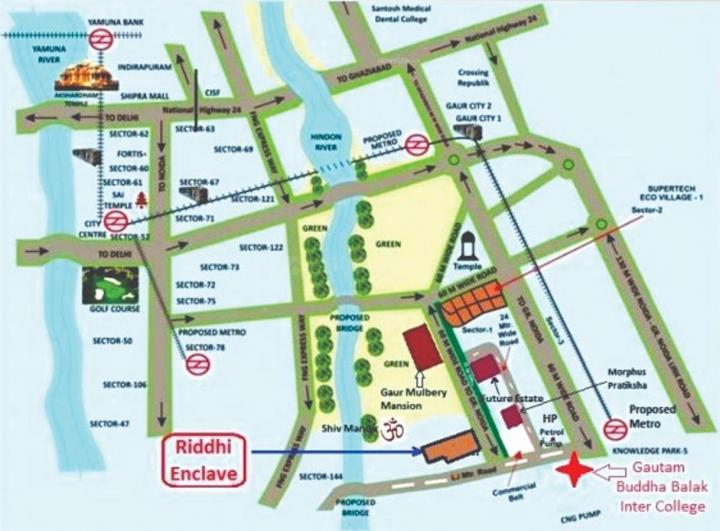 Project Image of 619.94 - 1025.8 Sq.ft Residential Plot Plot for buy in Globus Riddhi Enclave