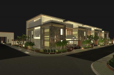 Project Image of 3600 - 4140 Sq.ft 4 BHK Villa for buy in Levonor Prazanta