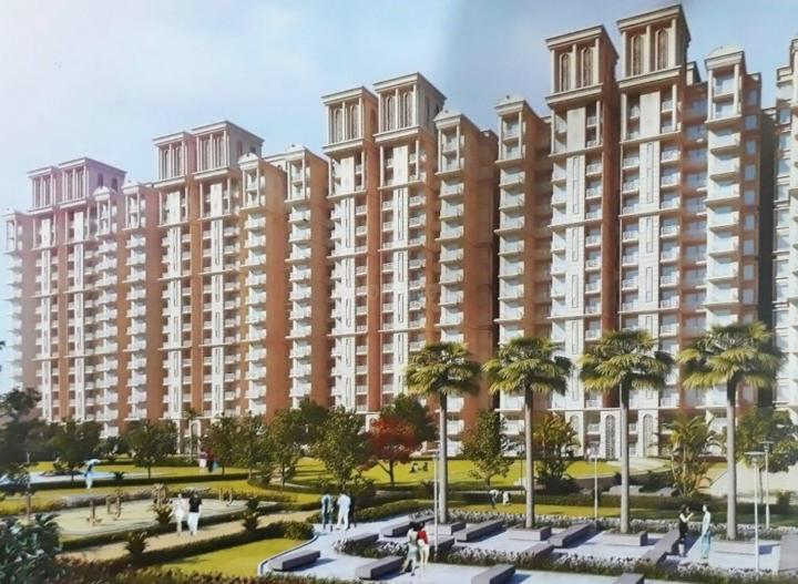 Project Image of 497.0 - 645.0 Sq.ft 1.5 BHK Apartment for buy in Signature The Millennia