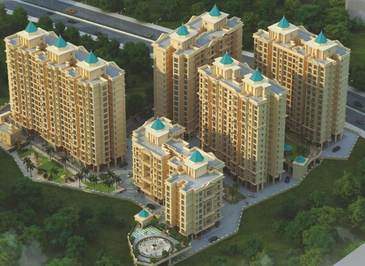 Project Image of 337 - 566 Sq.ft 1 BHK Apartment for buy in Al Mantasha Universe I Phase I