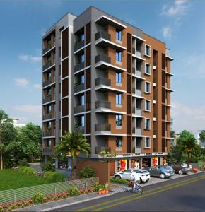 Project Image of 402 - 466 Sq.ft 1 BHK Apartment for buy in Om Residency