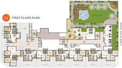 Project Image of 215.28 - 785.77 Sq.ft 1 BHK Apartment for buy in Priyanka Unite