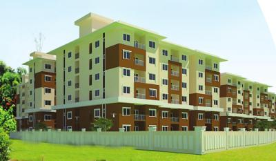 Project Image of 1360.02 - 1660.01 Sq.ft 3 BHK Apartment for buy in Modi Gulmohar Residency