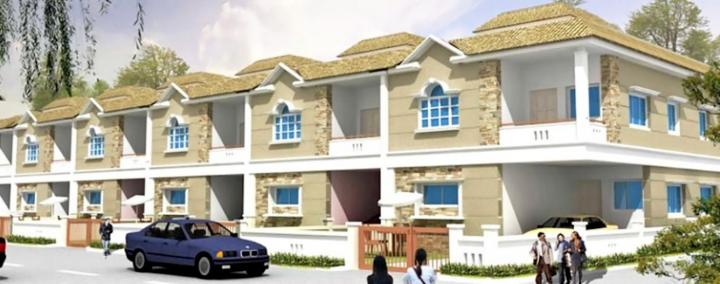 Project Image of 0 - 2387.0 Sq.ft 3.5 BHK Villa for buy in Modi Golden County