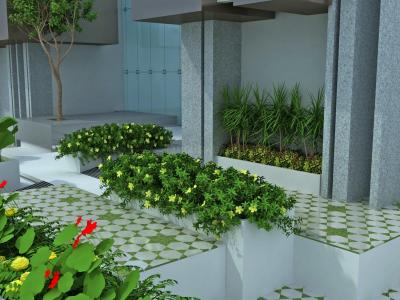 Gallery Cover Image of 1970 Sq.ft 3 BHK Apartment for rent in Sarovar Grande, Serilingampally for 42000