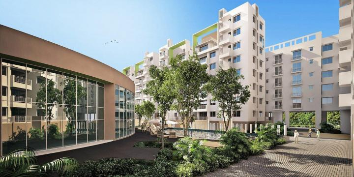 Project Image of 1265.0 - 2880.0 Sq.ft 2 BHK Apartment for buy in ND Passion Elite