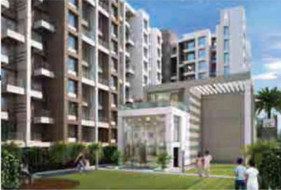 Project Image of 420.0 - 807.0 Sq.ft 1 BHK Apartment for buy in JD Green Paradise B Wing