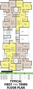 Project Image of 652 - 1148 Sq.ft 2 BHK Apartment for buy in Krishna Renaissance