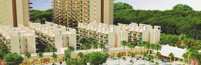 Gallery Cover Image of 420 Sq.ft 1 BHK Apartment for rent in Zara Aavaas, Sector 104 for 7500