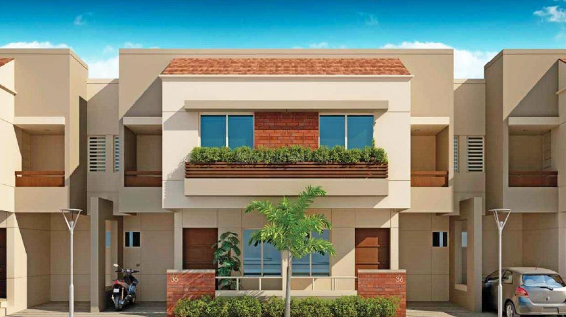 Project Image of 1112.0 - 1231.0 Sq.ft 3 BHK Villa for buy in Vedant Vatsalya Kunj