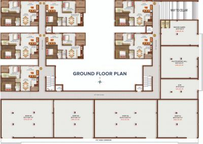 Project Image of 1180.0 - 1670.0 Sq.ft 2 BHK Apartment for buy in Prime Solitaire