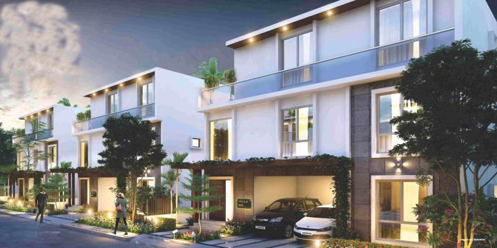 Project Image of 3222.93 - 4755.82 Sq.ft 4 BHK Villa for buy in My Home Ankura