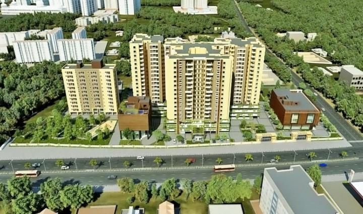 Project Image of 1171.0 - 2525.0 Sq.ft 2 BHK Apartment for buy in Appaswamy Splendour
