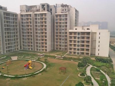 Gallery Cover Image of 2100 Sq.ft 3 BHK Apartment for rent in Sector 128 for 27000