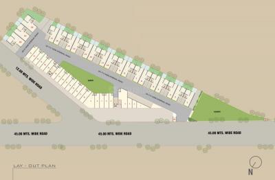 Project Image of 1461.52 - 1732.99 Sq.ft 4 BHK Villa for buy in Aditya Om Ashray