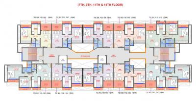 Project Image of 475.0 - 695.0 Sq.ft 1 BHK Apartment for buy in Shashikala Enclave
