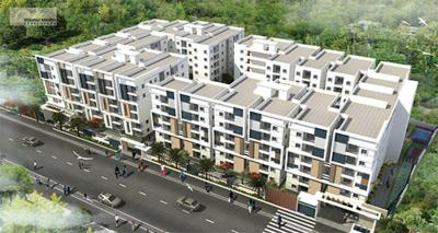 Project Image of 1144 - 1667 Sq.ft 2 BHK Apartment for buy in Vishnu Krupa Golden Oriole