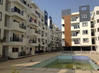 Gallery Cover Image of 1105 Sq.ft 2 BHK Apartment for rent in SLS Summer Fields, Singasandra for 17500
