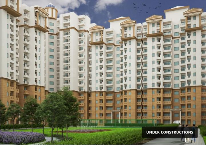 Project Image of 835.0 - 1560.0 Sq.ft 2 BHK Apartment for buy in Eros Sampoornam I