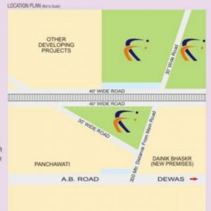 Project Image of 600 - 1000 Sq.ft 2 BHK Villa for buy in Sarthak Singapore Township Phase I Villa