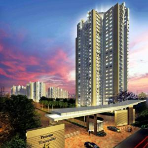 Gallery Cover Image of 664 Sq.ft 1 BHK Apartment for rent in Tranquility, Budigere Cross for 14000