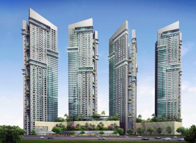 Project Image of 805.0 - 1648.5 Sq.ft 2 BHK Apartment for buy in Sheth Creators Auris Serenity