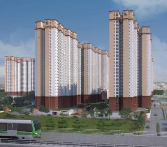 Project Image of 422.0 - 1520.0 Sq.ft 1 BHK Apartment for buy in Prestige Jindal City