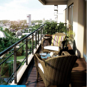 Gallery Cover Image of 2551 Sq.ft 3 BHK Apartment for buy in Karle Zenith, Nagavara for 19900000
