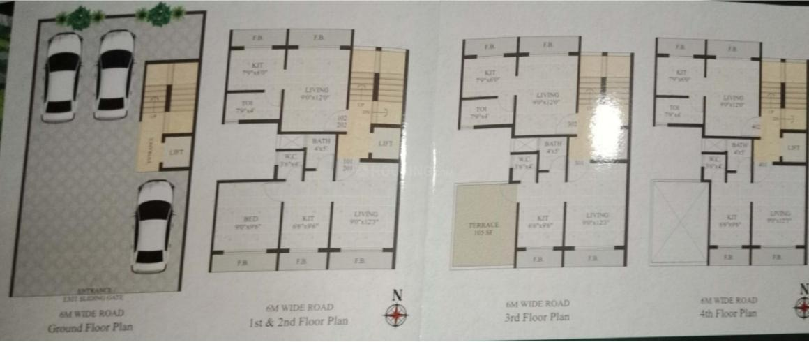 Project Image of 0 - 200.85 Sq.ft 1 BHK Apartment for buy in S S M Sahil Manzil
