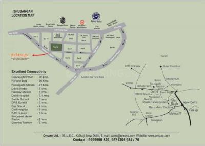 ओमक्षे शुभांगन में खरीदने के लिए 635 - 2215 Sq.ft 1 BHK अपार्टमेंट प्रोजेक्ट  की तस्वीर