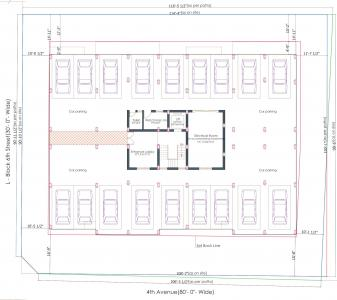 Project Image of 0 - 1500 Sq.ft 3 BHK Apartment for buy in Pushkar Mullai Residences