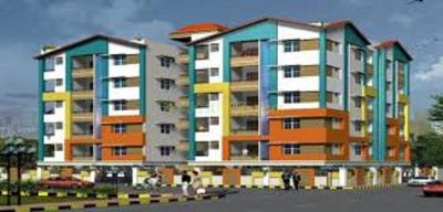 Gallery Cover Image of 2000 Sq.ft 3 BHK Apartment for buy in Udaya Royal Crest, Kothaguda for 12500000